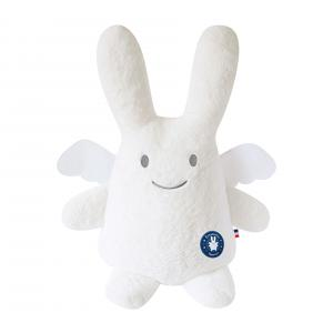 Trousselier - V700701VF - Ange Lapin Ice Blanc 44Cm - Made in France (328630)