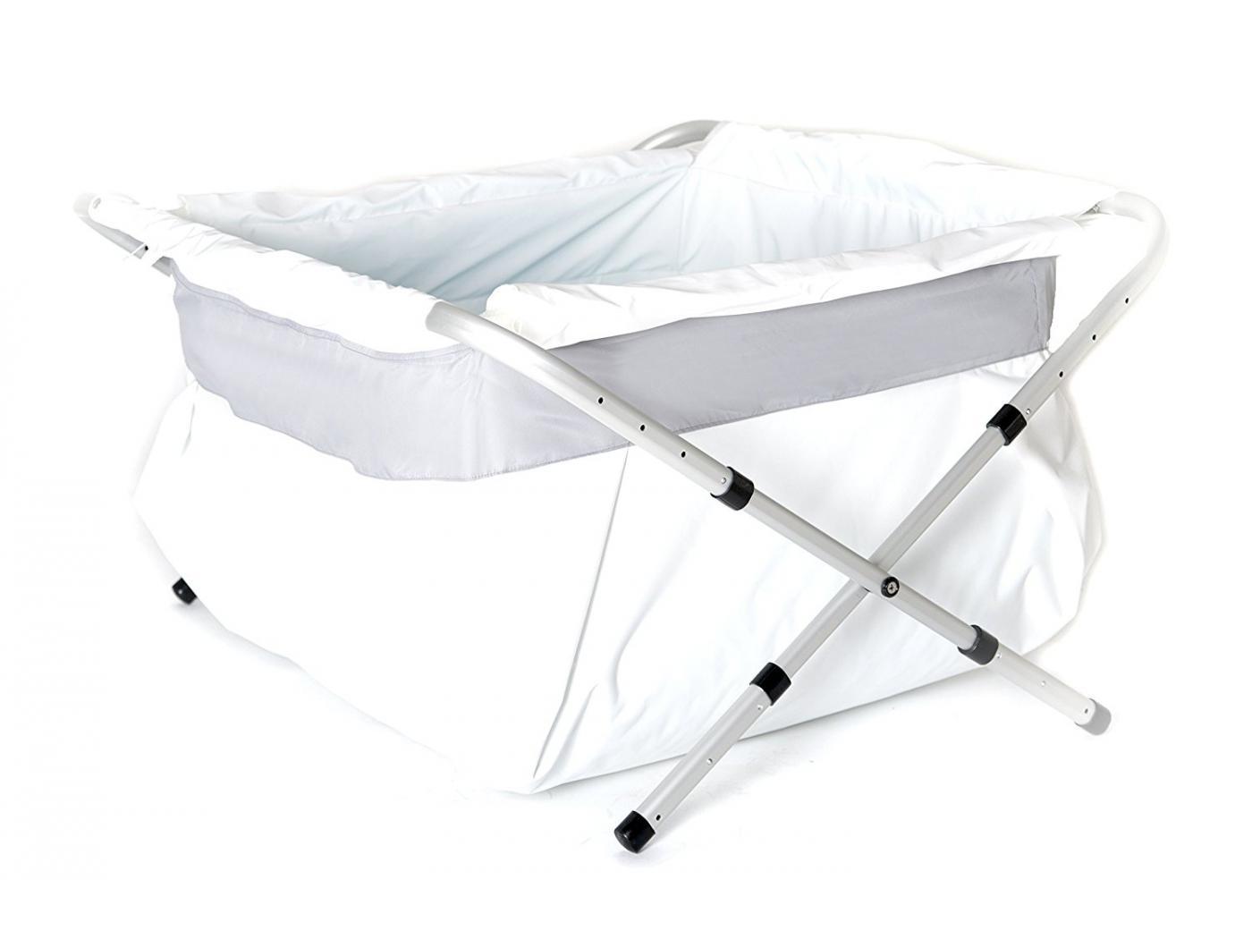 bibabad baignoire pliable bibabad type 1660 argent. Black Bedroom Furniture Sets. Home Design Ideas