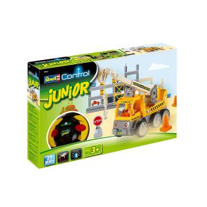 Revell - 23002 - Junior Kranwagen (329774)