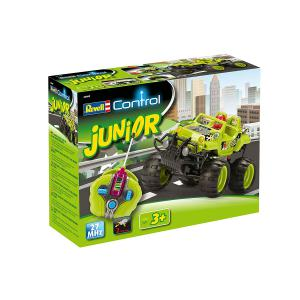 Revell - 23000 - Junior Crash Car (329778)