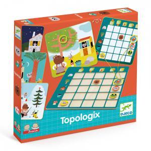 Djeco - DJ08354 - Eduludo Topologix (330104)