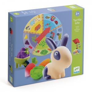 Djeco - DJ08135 - Jeu éducatifs - Tactilo loto ferme* (330156)