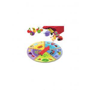 Djeco - DJ08135 - Jeux éducatifs -  Tactilo loto ferme  * (330156)