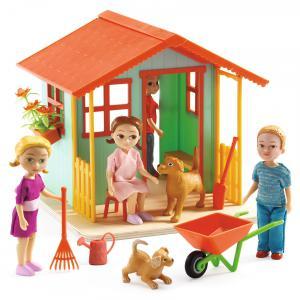 Djeco - DJ07835 - Garden house (330170)