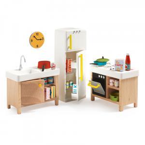 Djeco - DJ07823 - Maisons de poupées -  La cuisine (330190)