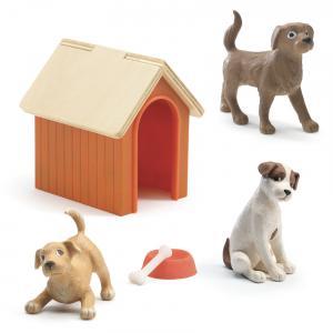 Djeco - DJ07818 - Les chiens* (330200)
