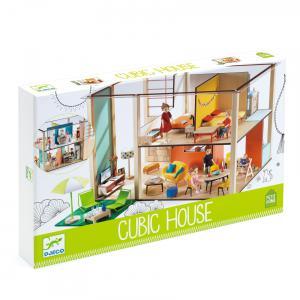 Djeco - DJ07801 - Cubic House* (330232)