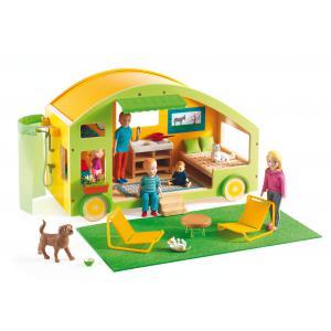 Djeco - DJ07800 - Caravane House* (330234)