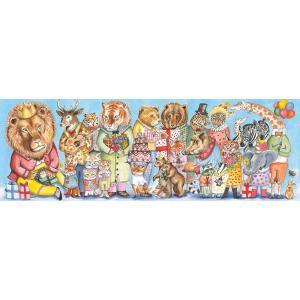Djeco - DJ07639 - Puzzle Gallery King's Party - 100 pièces (330258)