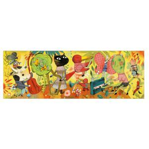 Djeco - DJ07605 - Puzzles Gallery bluegrass band - 200 pièces (330276)