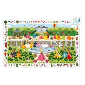 Djeco - DJ07505 - Puzzles observation garden party - 100 pièces (330290)