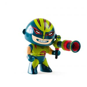 Djeco - DJ06909 - Arty toys Super héros - Furioso (330364)