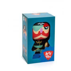Djeco - DJ06836 - Arty toys Géant - Sam Parrot - 30 cm (330372)