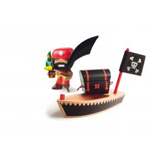 Djeco - DJ06832 - Pirate El Ioco - Arty Toys (330376)