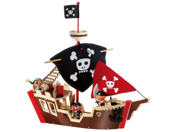 Arty toys - pirates - ze pirat boat *