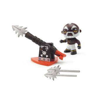 Djeco - DJ06828 - Arty Toys Pirates - Marcus & Ze harpoon (330384)