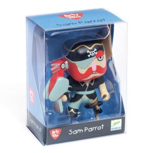 Djeco - DJ06816 - Arty Toys - Pirates -  Sam Parrot (330390)