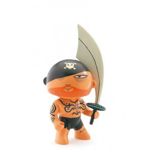 Djeco - DJ06804 - Pirate Tatoo - Arty Toys (330402)