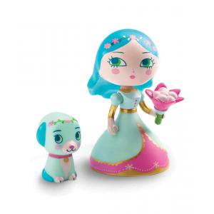Djeco - DJ06765 - Princesse Luna & Blue  - Arty Toys (330420)