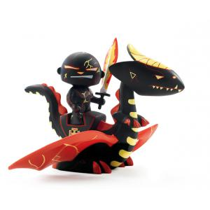 Djeco - DJ06724 - Arty toys Chevaliers - Drago & Volcano (330462)