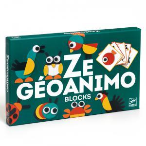 Djeco - DJ06432 - Jouets d'éveil - Ze Geoanimo (330730)