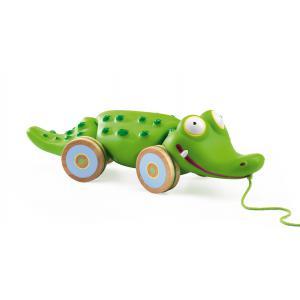 Djeco - DJ06282 - Jouets à traîner Croc'n'roll (330796)