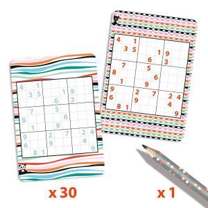 Djeco - DJ05350 - Mini logix  Sudoku (330934)