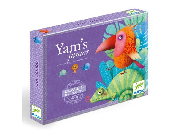Jeu classique - yam's junior*