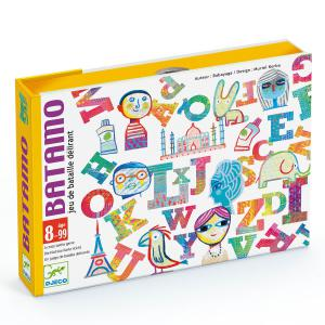 Djeco - DJ05189 - Jeu de cartes - Batamo (331000)