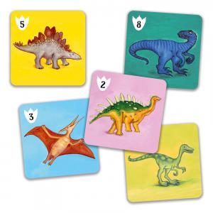 Djeco - DJ05136 - Jeu de cartes Batasaurus (331012)