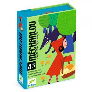Djeco - DJ05126 - Jeux de cartes méchanlou (331032)