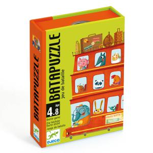 Djeco - DJ05125 - Jeux de cartes -  Bata Puzzle (331034)