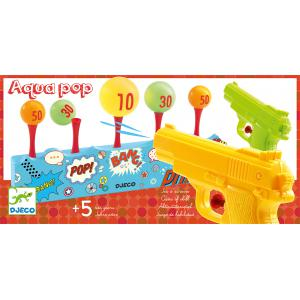 Djeco - DJ02048 - Jeux d'adresse - Aqua pop (331096)