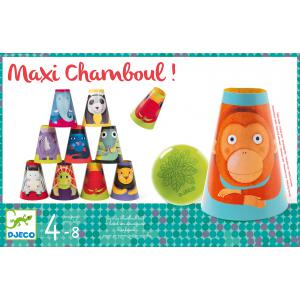 Djeco - DJ02011 - Jeux d'adresse - Maxi chamboul (331106)