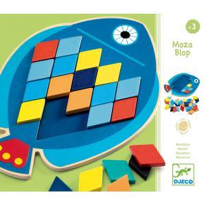 Djeco - DJ01692 - Premiers apprentissages - Mosa blop (331142)