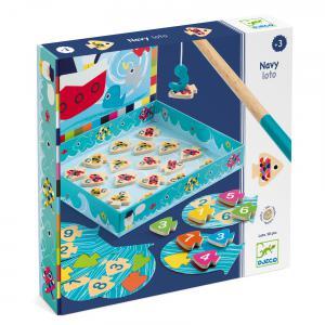 Djeco - DJ01688 - Jeu éducatifs - Navy-loto* (331150)