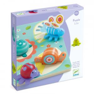 Djeco - DJ01031 - Puzzles relief - Lilo (331226)