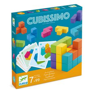 Djeco - DJ08477 - Jeux -  Cubissimo * (331244)