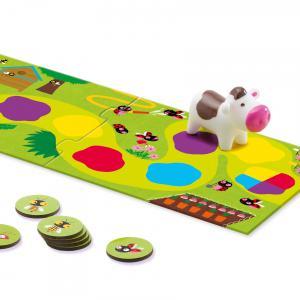 Djeco - DJ08550 - Jeu des tout petits Little circuit (331266)