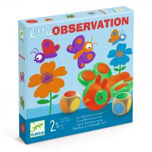 Djeco - DJ08551 - Jeu des tout petits Little observation (331268)