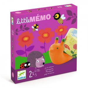 Djeco - DJ08552 - Jeu des tout petits - Little mémo (331270)
