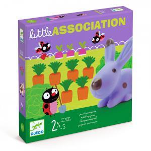 Djeco - DJ08553 - Jeu des tout petits - Little association (331272)