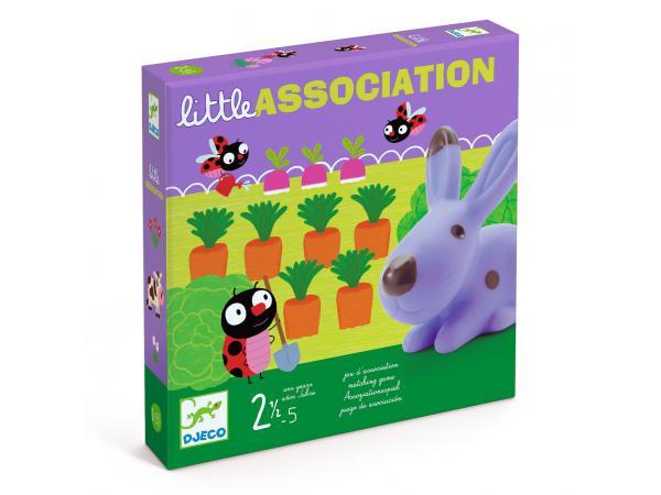 Jeux des tout petits little association