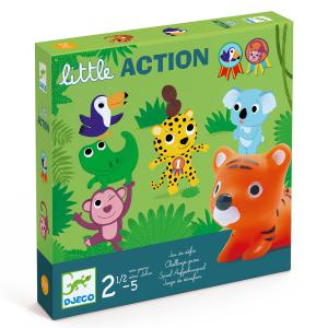 Djeco - DJ08557 - Jeu des tout petits - Little action (331280)