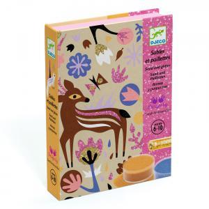 Djeco - DJ08662 - Sables colorés - Merveilles des bois (331358)
