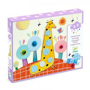 Djeco - DJ08666 - Les petits - Collages - Très pop* (331362)