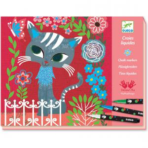 Djeco - DJ08753 - Dessin et coloriage dans mon jardin (331374)