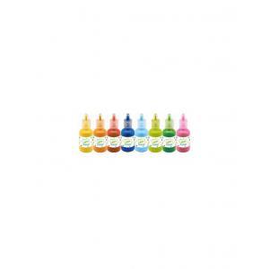 Djeco - DJ08861 - Les couleurs - Pour les petits - 8 bouteilles de gouache (331428)