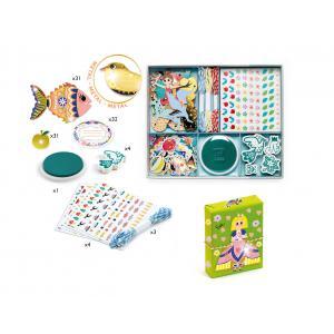 Djeco - DJ09402 - Papier créatif - Mes petites déco cadeaux (331526)