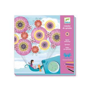 Djeco - DJ09540 - Dessin et coloriage marguerite et ses pensées (331574)